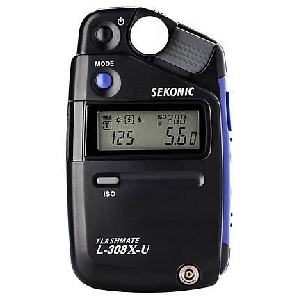 Sekonic L-308X-U Flashmate Light Meter