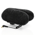 Sennheiser MZH 440 Fur Windshield for MKE 440