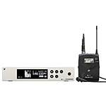Sennheiser EW 100 G4-ME2 Wireless Omni Lav Mic. System (A: 516 to 558 MHz)