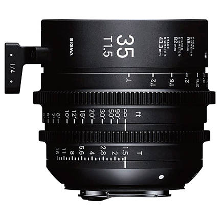 Sigma 35mm T1.5 FF High-Speed Prime Lens (Sony E)