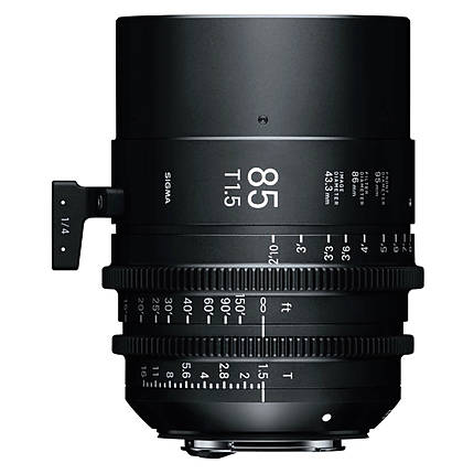 Sigma 85mm T1.5 FF High-Speed Prime Lens (Sony E)