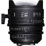 Sigma 14mm T2 Fully Luminous FF High-Speed Prime Lens (Sony E)