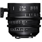 Sigma 24mm T1.5 Fully Luminous FF High-Speed Prime Lens (PL)