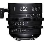 Sigma 24-35mm T2.2 Fully Luminous FF Zoom Lens (Canon EF, Metric)