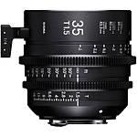 Sigma 35mm T1.5 Fully Luminous FF High-Speed Prime Lens (Sony E, Metric)