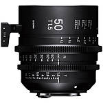 Sigma 50mm T1.5 Fully Luminous FF High-Speed Prime Lens (Canon EF, Metric)