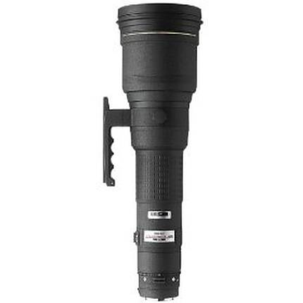 Sigma EX APO DG HSM 800mm f/5.6 Super Telephoto Lens for Nikon F