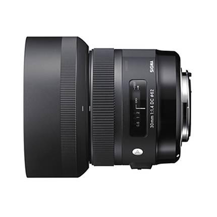 Sigma HSM ART DC 30mm F1.4 Standard Lens for Pentax Mount - Black