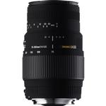 Sigma DG Macro 70-300mm f/4-5.6 Telephoto Zoom Lens - Black