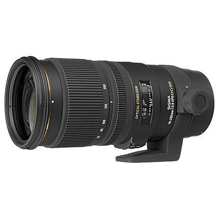 Sigma APO EX DG OS HSM 70-200mm f/2.8 Telephoto Zoom Lens for Nikon