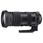 Sigma 60-600mm F4.5-6.3 DG OS HSM Sports Lens (Sigma)