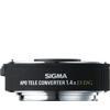 Sigma EX APO DG 1.4x Teleconverter Lens for Canon Mount - Black