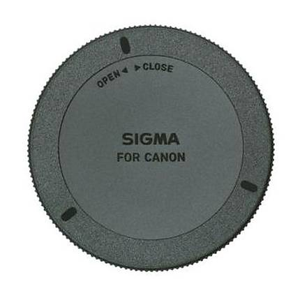 Sigma Rear Cap LCR II for Canon EF Mount Lenses
