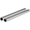 Shape 19mm Aluminum Rods - Pair 8