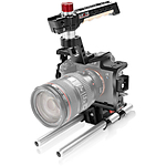 Shape Camera Cage with Top Handle and 15mm Baseplate for Sony a7S III