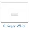 Savage Widetone Seamless Background Paper - 107in.x50yds. - #01 Super White