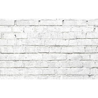 Savage 53X18 Printed Background - White Brick