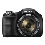 Sony DSC-H300 20.1 Megapixel High Zoom Digital Camera - Black
