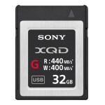 Sony 32GB XQD G Series Memory Card