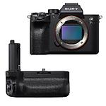 Sony Alpha a7R IV Mirrorless Digital Camera with VG-C4EM Vertical Grip