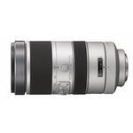 Sony 70-400mm F4.5 -5.6 G SSM G Series Telephoto Zoom Lens - Silver