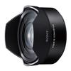 Sony VCL-ECF2 Fisheye Converter For 16mm f/2.8  and  20mm f/2.8 E-Mount Lenses