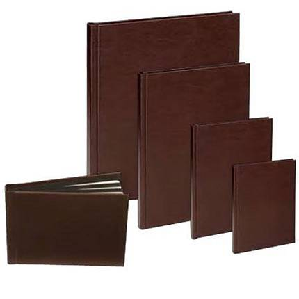 Tap 5 x 7 In. Superior Mount Album Chocolate (10 Pages)