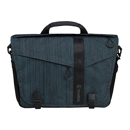 Tenba DNA 13 Messenger Camera and Laptop Bag Cobalt