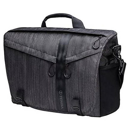 Tenba DNA 15 Slim Messenger Camera and Laptop Bag Graphite