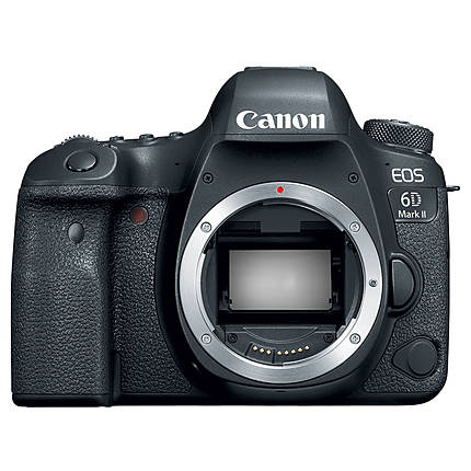 Used Canon 6D II Body Only [D] - Excellent
