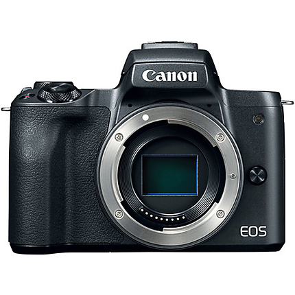 Used Canon EOS M50 Mirrorless Camera Body (Black) - Excellent Condition