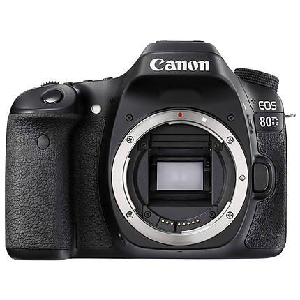 Canon EOS 80D Body Only [D] - Excellent