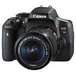 Used Canon T6i w/ 18-55mm f/3.5-5.6 STM - Excellent