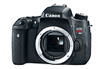 Used Canon EOS Rebel T6s Digital SLR Camera - Body Only [D] - Excellent