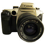 Used Canon Elan II w/ 28-80mm Lens - Excellent
