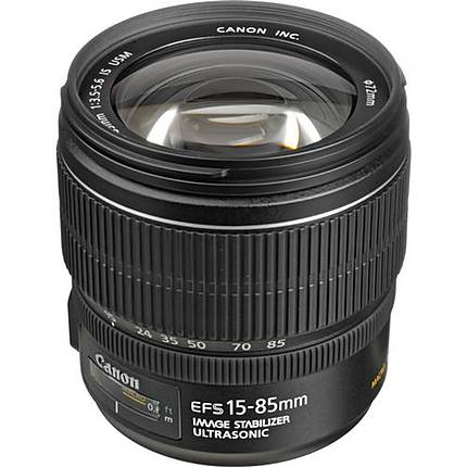 Used Canon EF-S 15-85 F/3.5-5.6 IS USM [L] - Excellent