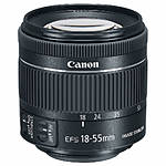 Used Canon EF 18-55mm f/4-5.6 IS STM Lens - Excellent