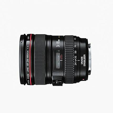 Used Canon EF 24-105MM F/4L IS USM Lens - Excellent