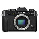 Used Fujifilm X-T20 Mirrorless Digital Camera Body (Black) - Excellent
