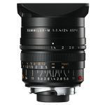 Used Leica 24mm F/1.4 Summilux-M (Black) - Excellent