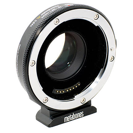 Used Metabones Canon EF to M43 T Speed Booster XL 0.64x - Excellent