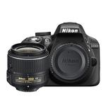 Used Nikon D3300 with 18-55mm VR (Black) - Excellent