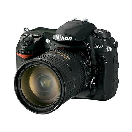 Used Nikon D200 Body Only - Excellent