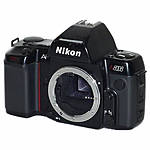 Used Nikon N8008 Film SLR Body Only - Excellent