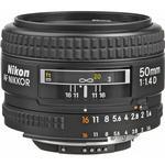 Used Nikon 50mm F/1.4D AF Lens - Excellent
