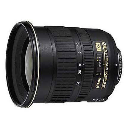Used Nikon Nikkor 12-24mm f/4G IF-ED AF-S Lens [L] - Excellent