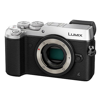 Used Panasonic GX8 Silver Body [M] - Excellent