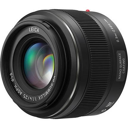 Used Panasonic Leica DG Summilux 25mm f/1.4 ASPH - Excellent