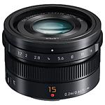 Used Panasonic Lumix G Leica DG Summilux 15mm f/1.7 [L] - Excellent
