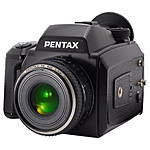 Used Pentax 645N w/ 75mm f/2.8 FA SMC  and  120 Back - Excellent